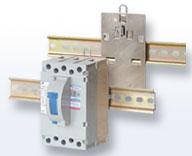 Автоматический выключатель ВА 57-31 на токи до 100А с креплением на DIN-рейку