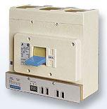 Автоматический выключатель ВА57-39-35 с электронным расцепителем на токи до 630А